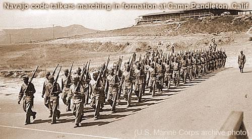 Ndn Code Talker Veteransrhamericanindiansource: Us Marines Radio Codes At Gmaili.net